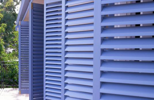eye catching unique louvres for your home or shop