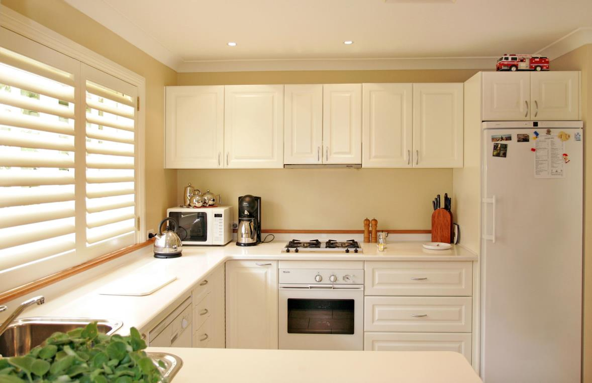 Easy To Keep Clean Openshutters