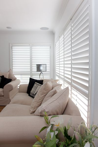 slimline i-view louvres for any sized room