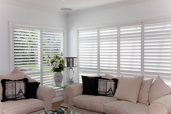 slimline i-view louvres for natural light