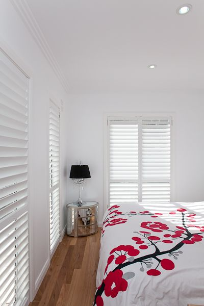 slimline i-view louvres perfect for privacy